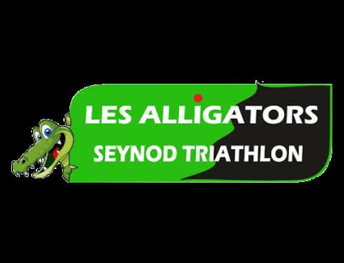 Les Alligators Seynod Triathlon