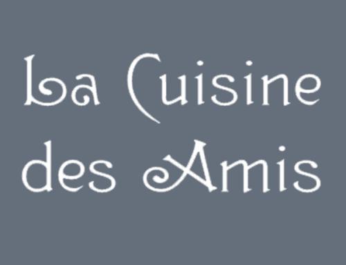 Refonte du site de la Cuisine des Amis