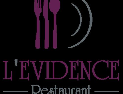 Refonte du site du Restaurant l'Evidence